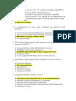 Preguntas SP II - Pacto Colectivo