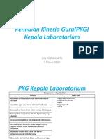 2.PKG Kepala Laboratorium