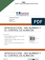 GRUPO CUATRO - Mesa redonda SKU caso Clorox