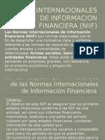 NORMAS INTERNACIONALES DE INFORMACION FINANCIERA (NIIF).pptx
