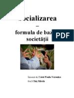 Socializarea
