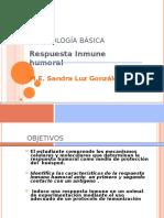 2014 Respuesta inmune humoral