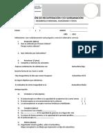 examen DPCC