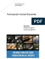 Formacion Inicial Docente Final
