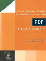 Jugar, dibujar, escribir - Liliana Donzis