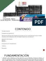 Exposicion del programa de actividades deportivas II (2)