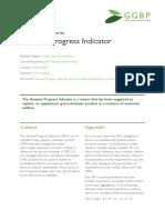GGBP xxxx Genuine Progress Indicator