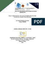 Fase 3 _Implementacion_Telefonia IP  _Luis Gabriel Martinez