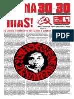 Periódico 30-30 Número 27 Edición Redes