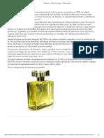 Perfumes Y Esencias Eggo - Publicaciones