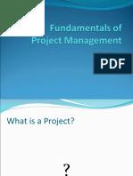 1. Project Management