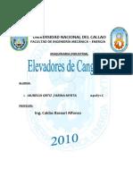 ELEVADORES DE CANGILONES 1