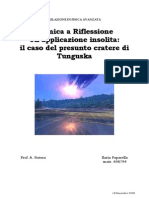 Sismica a Riflessione Tunguska FisicaAvanzata Sutera