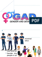 SDE - Gender and Development