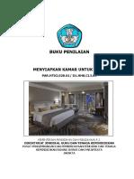 05. Buku Penilaian Menyiapkan Kamar Tamu 2018