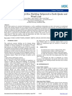RESEARCH PAPER P Delta Effect on High Rise Building Subjected to Earth Quake and Wind Load.pdf