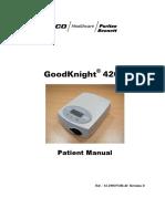GoodKnight420GPatienManual