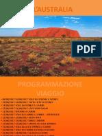 Presentazione AUSTRALIA