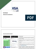 SFA Móvil - Manual de actualizacion.pdf