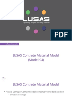 LUSAS_Concrete_Material_Model