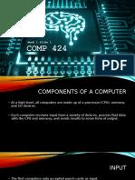 COMP424 MICROPROCESSOR