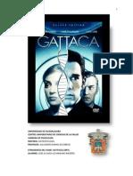 Etnografia Filme GATTACA (1997) - Alvaro Altamirano