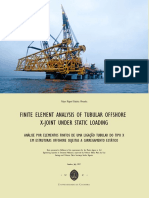Finite Element Analysis of tubular offshore X-joint under static loading.pdf