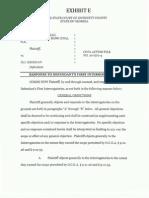 09.15.2010 Plaintiff's Responses to Defendant's First Interrogatories - Midland v. Sheridan