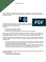 ACTIVIDADES GEOMETRIA PRIMER PERIODO GRADO OCTAVO TALLER # 2