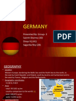 Germany Final Ppt