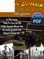 Public Domain Treasure Hunter Magazine Issue #1