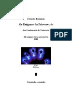 Os Enigmas da Psicometria - Ernesto Bozzano.pdf