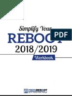 Simplify YOUR Reboot