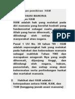 Perkembangan pemikiran  HAM.docx