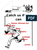 Form 5 - Catch Us if You Can
