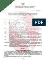 BANDO BORSE DI STUDIO Collaborazioni studenti A.A.2018-19