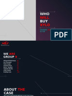 WHO WILL BUY XYLO-FINAL