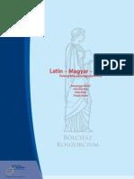 Latin Magyar Nemet. Paleografia