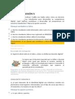 UNIDAD 3 COMPETENCIA DIGITAL