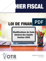 CAHIER_FISCAL_TOGO_2020