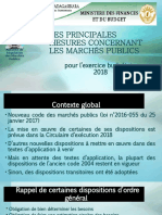 SLIDE CIRCULAIRE BUDGETAIRE 2018 (Version complète).pptx