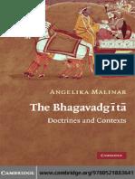 Bhagavad-gita - Doctrines and Contexts.pdf