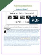 PMC module no 1