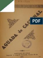 Aguada de Cachinal 1900