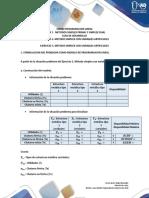GUIA DE DESARROLLO EJERCICIO 3 METODO SIMPLEX CON VARIABLES ARTIFICIALES TAREA 1 16-01 2020