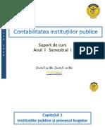 CATI - Suport Contabilitate publica 2020