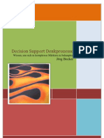 Decision Support Denkprozesse