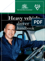 Heavy Vehicle Driver Handbook