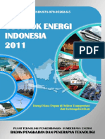 Outlook Energi Indonesia 2011