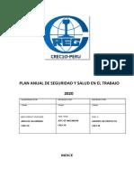 PLAN DE SEGURIDAD Y SALUD EN EL TRABAJO-CREC 10